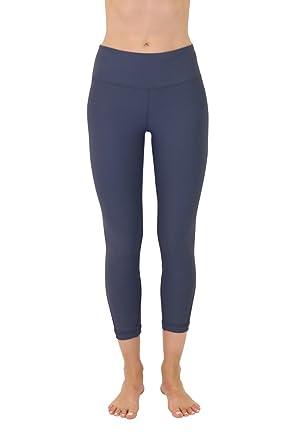 12c5dba06a2ba 90 Degree By Reflex Criss Cross Calf Detail Capri at Amazon Women's  Clothing store: