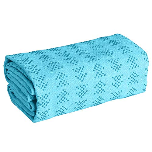 HBKJ Yoga mat Yoga mat/Non-Slip Stable Fitness mat, Yoga mat, Environmentally Friendly and Tasteless Exercise mat, Beginner Anti-Ripper Exercise mat, Yoga Blanket
