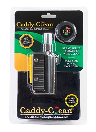 Caddy-Clean The All-in-One Golf Club Cleaner