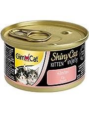 جيمبورن شايني كات طعام مميز للقطط مع الدجاج ، 70 غم