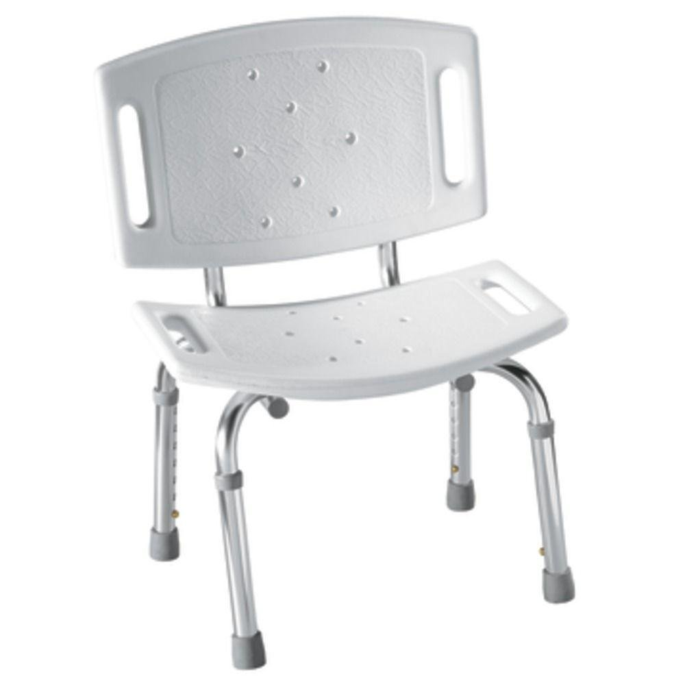 Moen DN7030 Home Care Shower Chair, Glacier by Moen