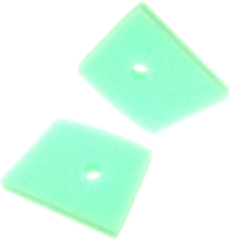 MY PARTS Schaumstoff-Luftfilter kompatibel mit Husqvarna-Jonsered-Modellen 225 232 235 240 p//n:502198602