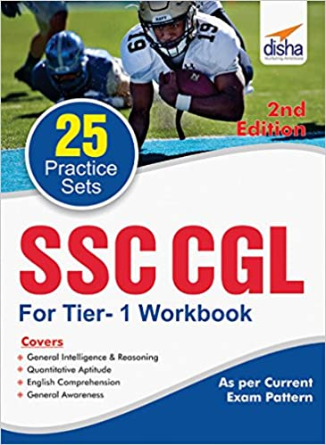 Buy 25 Practice Sets SSC CGL Tier I Workbook Book Online at Low Prices in  India  5cce3e7b6