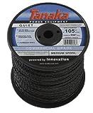 Tanaka 746574 .105-Inch 550-Feet Trimmer Line Spool, Black