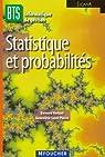 Statistique et probabilités BTS Informatique de gestion par Verlant
