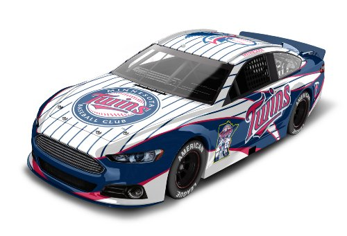 Minnesota Twins Major League Baseball Hardtop Diecast Car, 1:64 ()