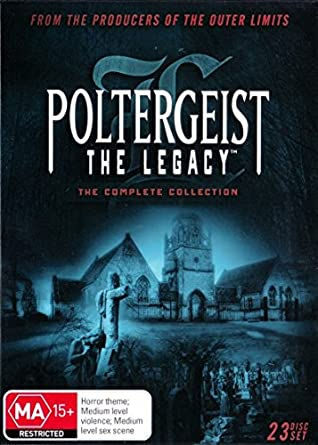 "After the power: jorgito vargas jr. On ""poltergeist: the legacy"" (1996)."