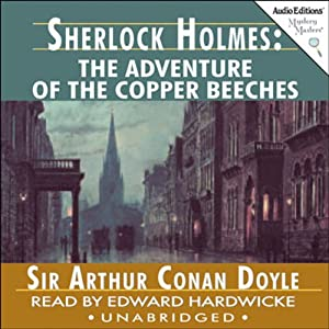 Sherlock Holmes: The Adventure of the Copper Beeches Audiobook