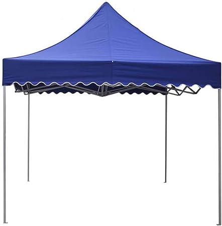 ZAQI Pergolas Cenador Carpa Carpa Plegable con Dosel para niños, Carpas Exteriores de jardín, Gazebo, Azul, Impermeable, Resistente, para Personas múltiples (Color : Azul, Tamaño : 2.9m×2.9m): Amazon.es: Hogar