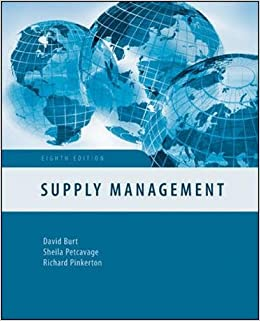 Book Supply Management: The Key to Supply Chain Management