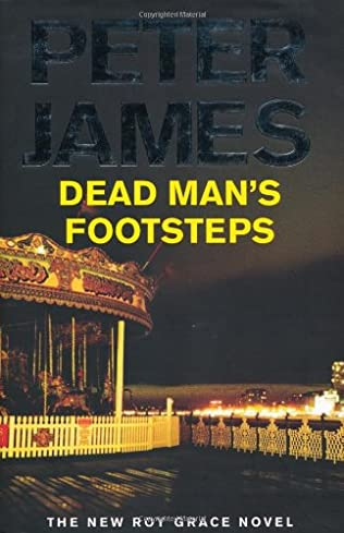book cover of Dead Man\'s Footsteps