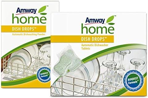 Amway - Pack de Detergente en pastillas para lavavajillas Dish ...
