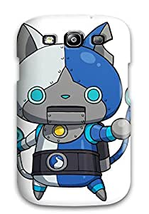 Marco DeBarros Taylor's Shop Faddish Phone Youkai Watch Episode 4 Case For Galaxy S3 / Perfect Case Cover