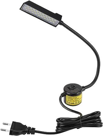 Hilitand Luz LED de máquina de Coser, lámpara de luz de 30 LED con ...