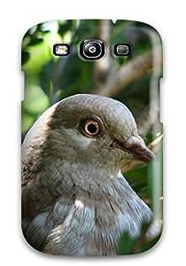 New Premium Flip Case Cover Bird Skin Case For Galaxy S3