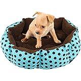 JUNGEN Cama para Mascotas Suave y Acogedor Cama para Perros Cómodo Colchoneta para Perro Gato Mascota