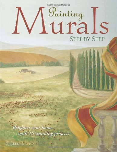 - Painting Murals Step by Step