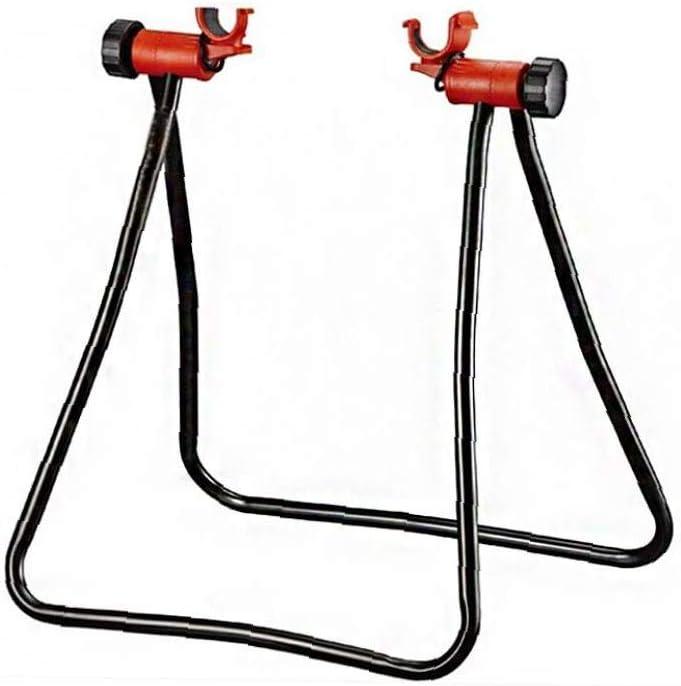 Bikestand Altura Ajustable Bikestorage portabicicletas Cubo de la Rueda del Soporte de exhibición de Piso de Almacenamiento en Rack Bikerepair Soporte del Retroceso 1pcs Negros