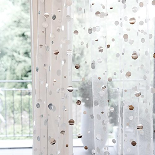 Amazon.de: shimmer&shine (140 cm x 250 cm, weiß transparent mit