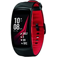 Samsung Gear Fit2 Pro Smart Fitness Band (Small), Diamond Red, SM-R365NZRNXAR – US Version with