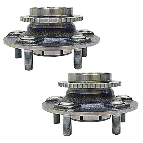 512203 x 2 ( Set of 2 ) Hub Assembly Brand New Rear Left and Right Side ( 5 Lug ) Fit 00 - 01 Infiniti I30, 02 - 04 I35, 00 - 03 Nissan Maxima