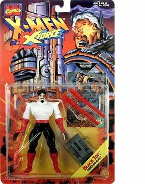 """X-Men X-Force Evil mutant BLACK TOM 5"""" Action Figure"""