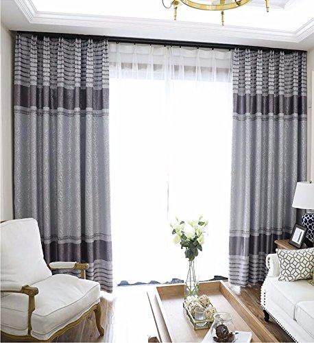 Peiwenin Schlafzimmer Vorhange Modern Fertig Wohnzimmer Vorhange