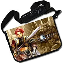 MovieWallscrolls Shining Force Neo Video Game Stylish Laptop Messenger Bag (15 x 11) Inches [MB] Shining Force Neo- 2