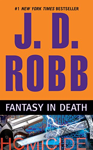 Fantasy in Death (In Death, Book 30) cover