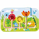 Best HABA Board Games Kids - HABA Flower Maze Magnetic Game Toy Review