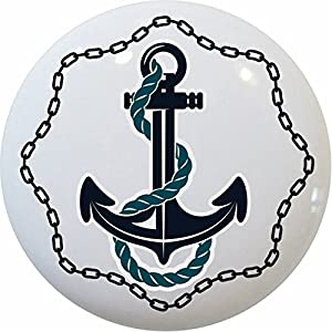 51IOC1gXlOL._SS300_ Anchor Decor & Nautical Anchor Decorations