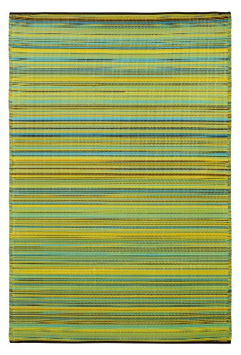 Fab Habitat Reversible Cotton Area Rugs | Rugs for Living Room, Bathroom Rug, Kitchen Rug | Mach ...