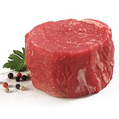 New York Prime Beef - Filet Mignon - 6 x 8 Oz. Steaks - THE BEST STEAK ON THE PLANET via Fed Ex overnight