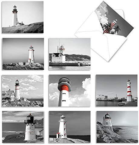 10 'Red Beacons' Lighthouse Thank...