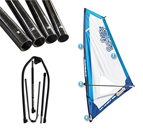 Starboard Windsup Classic Rig Package 5.5M by Starboard