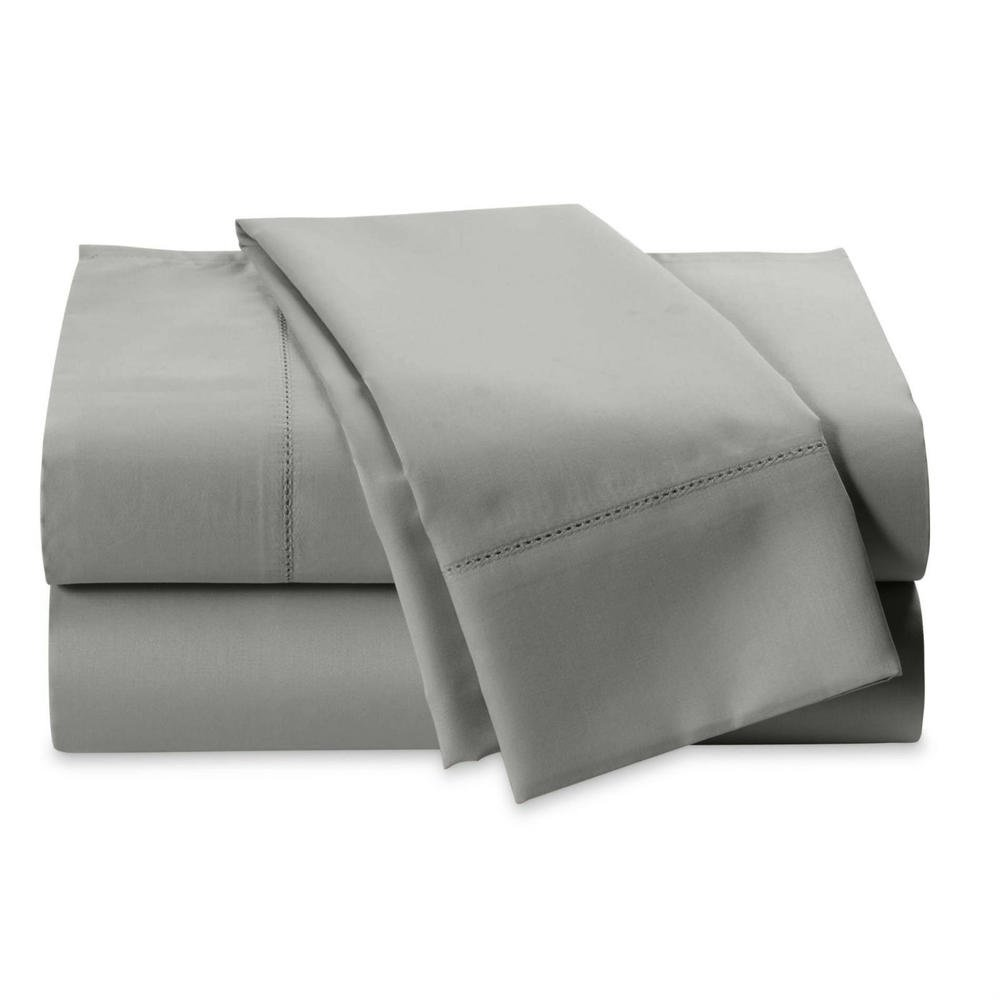 287293141e Amazon.com: Grand Resort 700 Thread Count 100% Cotton Extra Long Staple  Fabric Sheet Set (Bright White, Queen): Home & Kitchen