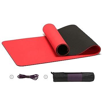 Rnalley Estera De Yoga Antideslizante 6Mmtpe Yoga Mat ...