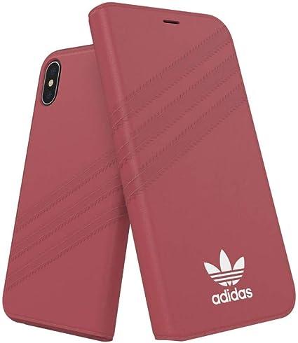 adidas camoscio rosa