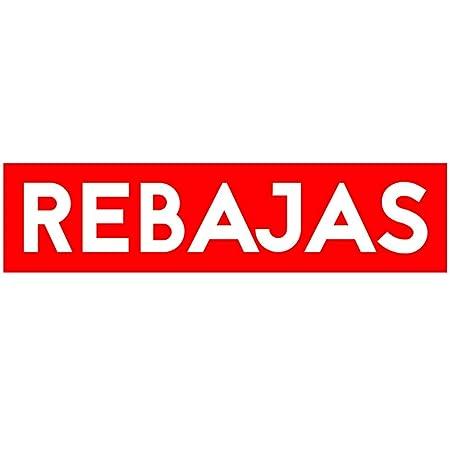 Vinilo reposicionable de Rebajas | Cartel Rebajas | Pegatina ...