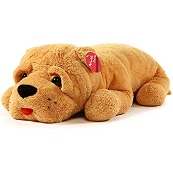 Amazon Com Niuniu Daddy 45 Plush Oscar Puppy Dog Soft Toy Large