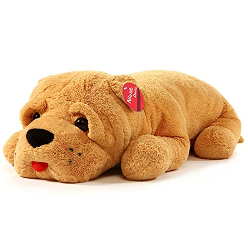 Big Plush Stuffed Dog (Niuniu Daddy 45