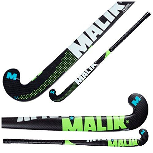 Malik Hockey Field Hockey Stick Fresh Indoor Composite Multi Curve - 5% Carbon image