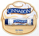 Cinnabon World Famous Cinnamon Roll Flavored Lip Balm (1 Each)