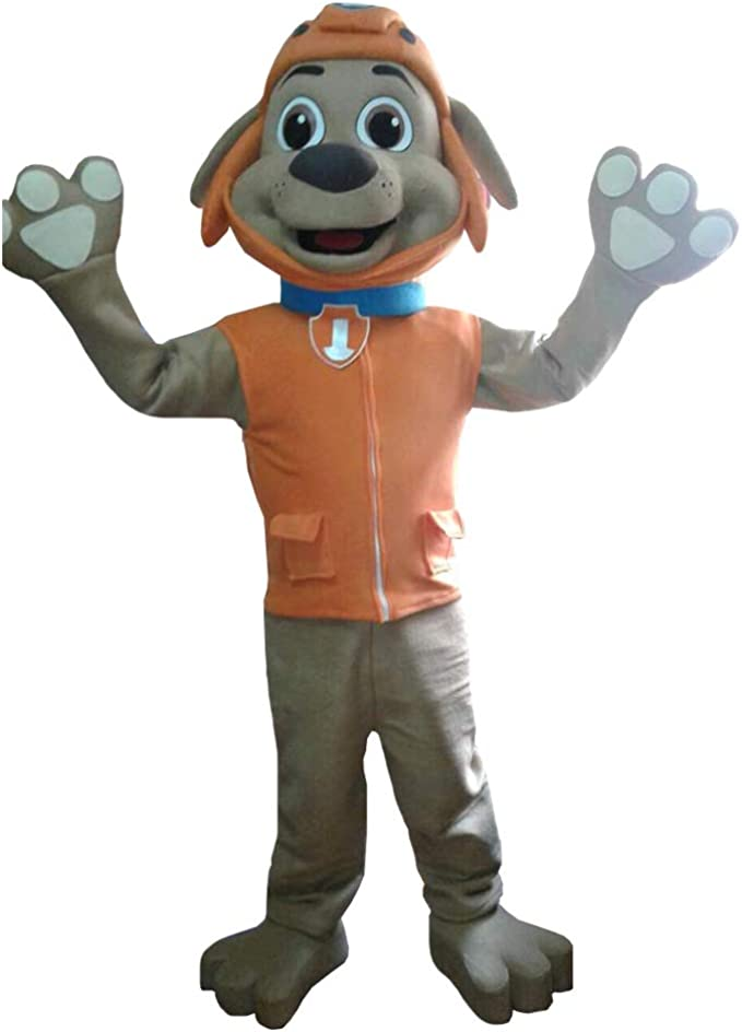 Quality Mascots Costumes Zuma - Disfraz de Mascota de Patrulla ...