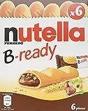 Nutella B-ready 6 bar multipack 132 g