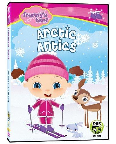 Frannys Feet: Arctic Antics