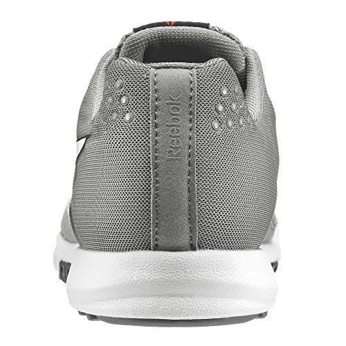 Reebok Damen Crossfit Nano 2.0 Trainingsschuhe Grau weiß