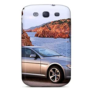 Hot Style EYN15283EXrP Protective Cases Covers For Galaxys3(bmw 6) Black Friday