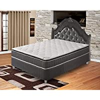 Spinal Solution Mattress,Pillow Top ,Pocketed Coil, Orthopedic Full Size Mattress , Acura Collection