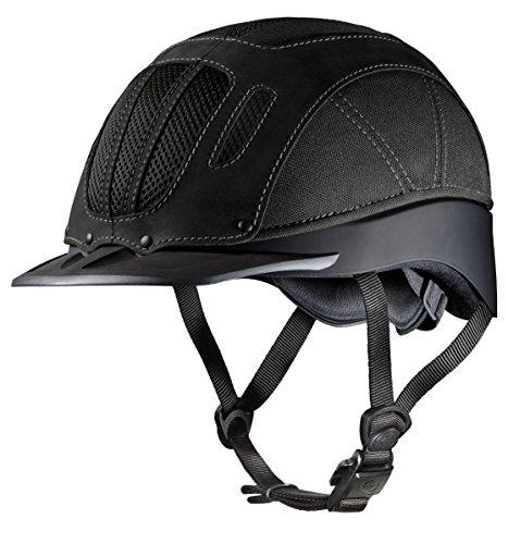- Troxel Sierra Black Western Equestrian Helmet SEI/ASTM Certification (Small)